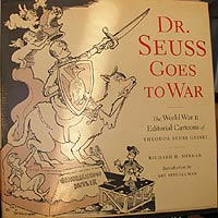 Dr. Seuss at War