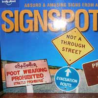 Signspotting