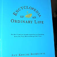 Encyclopedia Ordinary Life
