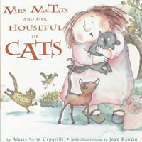 Mrs. McTats and the Houseful of Cats