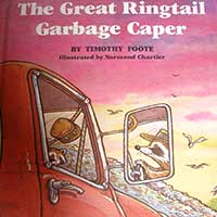 The Great Ringtail Garbage Caper