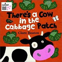 There's a Cow in the Cabbage Patch