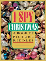I Spy Christmas (Link goes to Amazon)