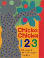 Chicka Chicka 123 (Link goes to Amazon)