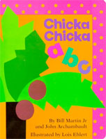 Chicka Chicka ABC (Link goes to Powells)