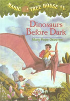 Dinosaurs Before Dark (Link goes to Powells)