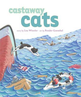 Castaway Cats (Link goes to Powells)