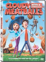 Cloudy with a Chance of Meatballs on DVD (Link goes to Powells)