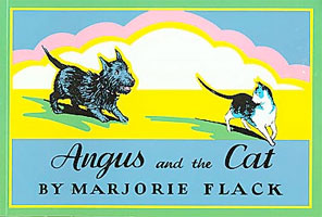 Angus and the Cat (Link goes to Powells)