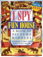 I Spy Fun House (Link goes to Powells)