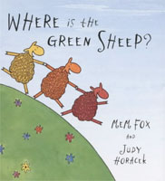Where is the Green Sheep? (Link goes to Powells)