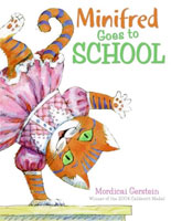 Minifred Goes to School cover art (Link goes to Powells)