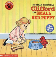 Clifford the Small Red Puppy cover art (Link goes to Powells)