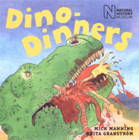 Dino-Dinners cover art (Link goes to Powells)