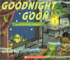 Goodnight Goon cover art (Link goes to Powells)