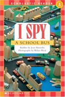 I Spy a School Bus cover art (Link goes to Powells)