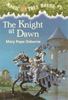 The Knight at Dawn cover art (Link goes to Powells)