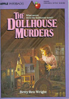 The Dollhouse Murders cover art (Link goes to Powells)