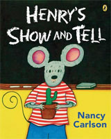 Henry's Show and Tell cover art (Link goes to Powells)