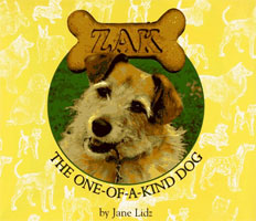 Zak: The One-of-a-Kind Dog cover art (Link goes to Powells)
