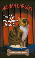 The Cat Who Wasn't a Dog cover art (Link goes to Powells)