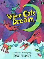 When Cats Dream cover art (Link goes to Powells)