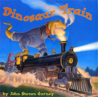 Dinosaur Train  cover art (Link goes to Powells)