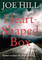 Heart-Shaped Box  cover art (Link goes to Powells)