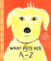 What Pete Ate from A to Z cover art (Link goes to Powells)