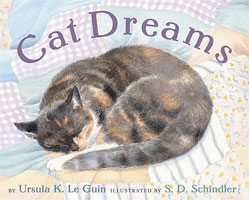 Cat Dreams  cover art (Link goes to Powells)