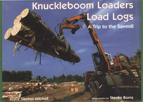 Knuckleboom Loaders Load Logs cover art (Link goes to Powells)