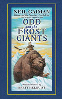 Odd and the Frost Giants cover art (Link goes to Powells)