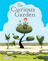 The Curious Garden cover art (Link goes to Powells)