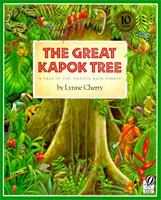 The Great Kapok Tree cover art (Link goes to Powells)