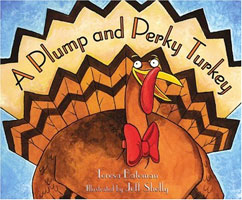 A Plump and Perky Turkey  cover art (Link goes to Powells)