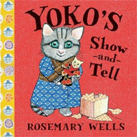 Yoko's Show and Tell cover art (Link goes to Powells)